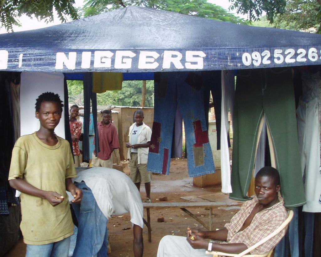 niggers store