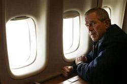 Clueless Bush