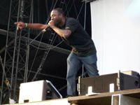 Aloe Blacc at Splash Festival