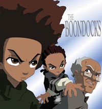 Boondocks takes on BET