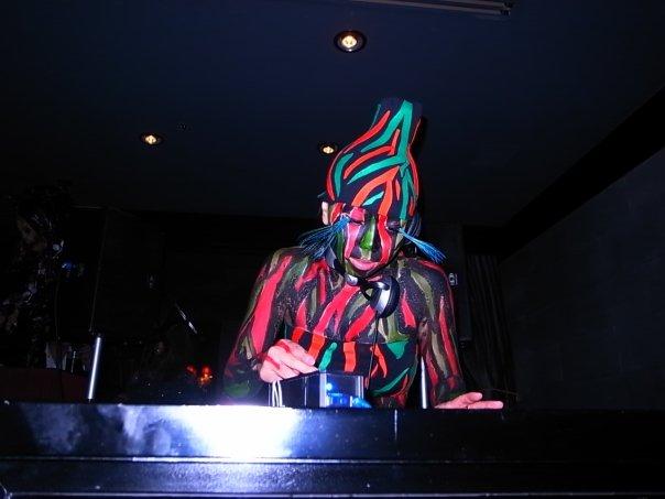 DJ Sarasa - ATCQ Hip Hop Halloween Costume