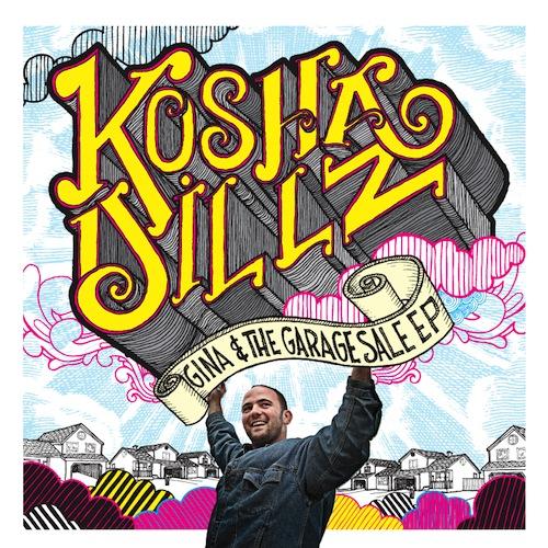 KoshaDillz-GinaAndTheGarageSale