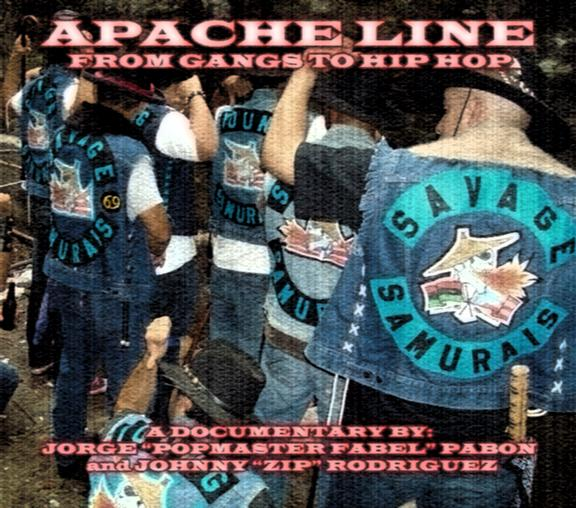 April 20: Screening Apache Line: From Gangs to Hip Hop