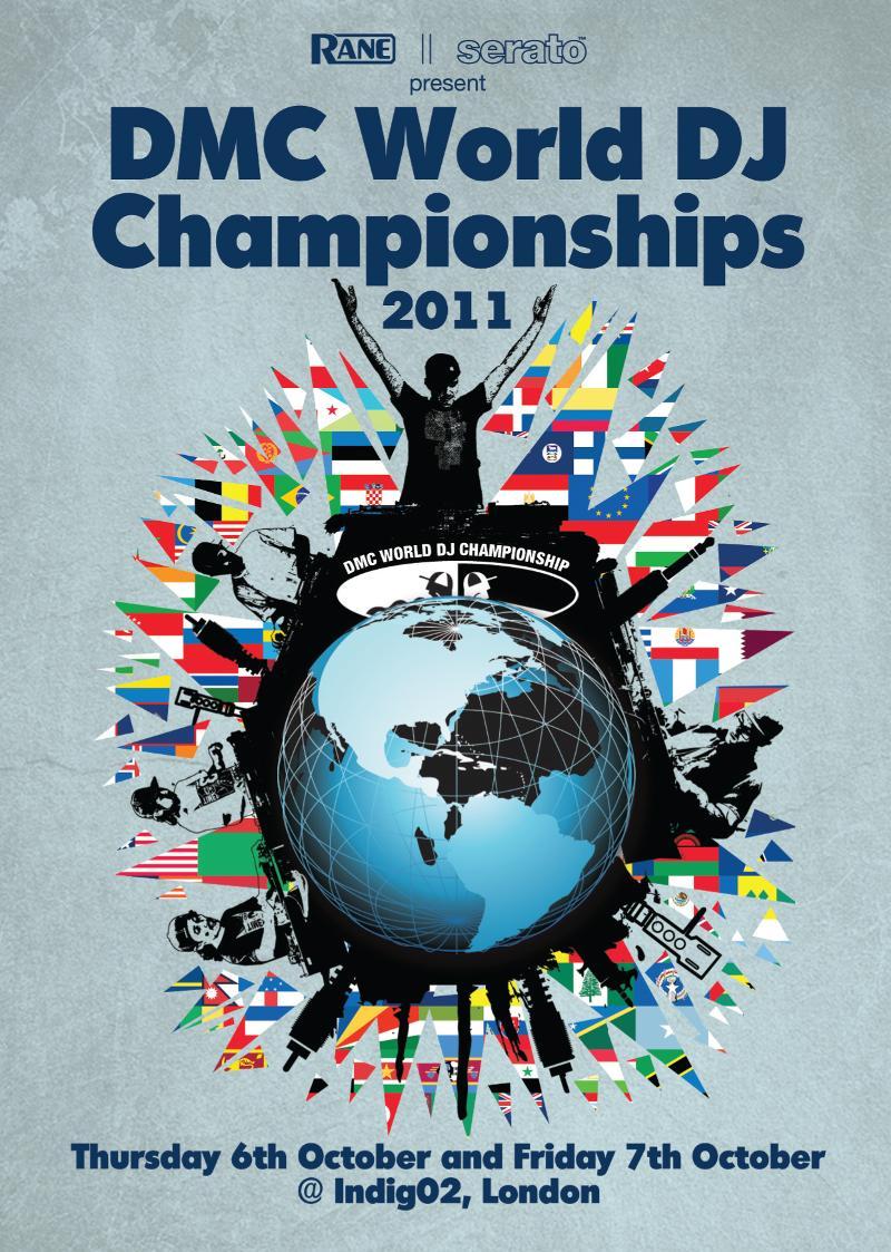 2011 DMC World Finals Oct 6 + 7 - LONDON
