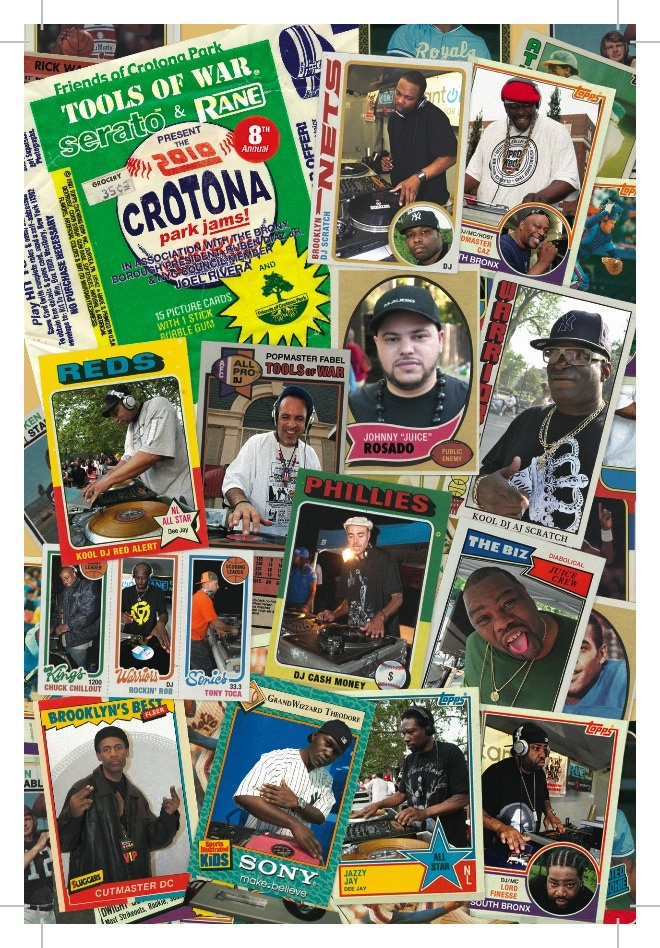 July 1,  15, 22 & 29: Crotona Park   Jams Bronx NYC