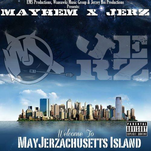 Mayhem & Jerz - MayJerzachusetts Island
