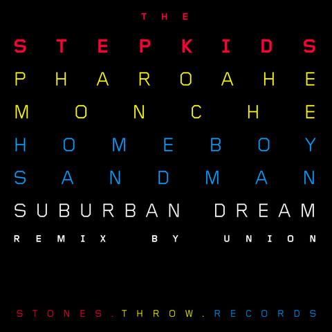 STEPKIDS - suburban dream remix