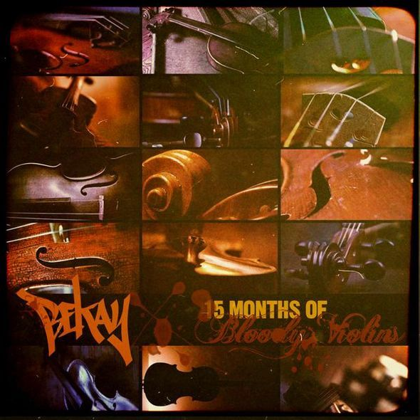 Bekay - 15 Months Of Bloody Violins