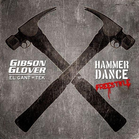gibson glover - Hammer Dance Freestyle