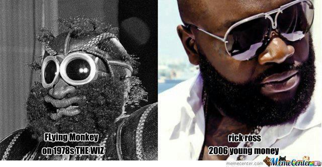 Rick Ross The Wiz