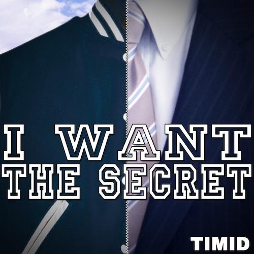 Timid-i_want_the_secret