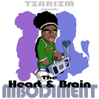 Tzarizm-TheHeartBrainLP