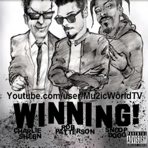 snoop dogg featuring charlie sheen - winning