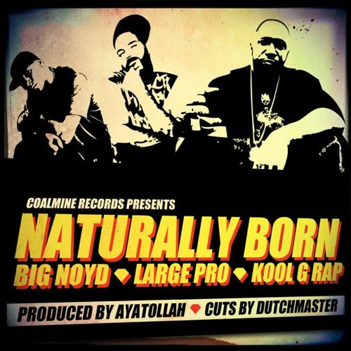 Big Noyd, Large Pro, Kool G. Rap - Naturally Born