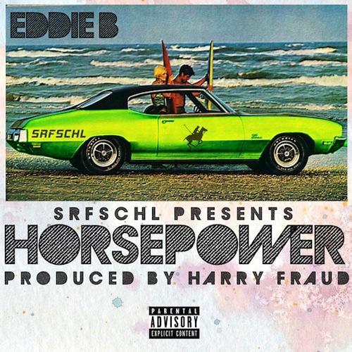Eddie Fraud - Horsepower