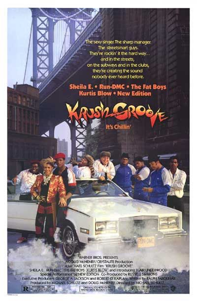 Krush Groove - NJPAC