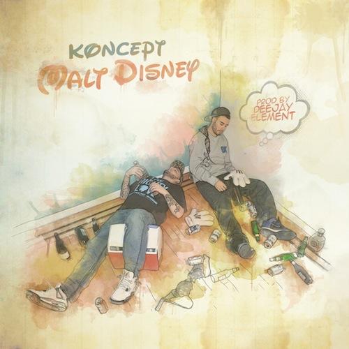 Koncept - Walt Disney