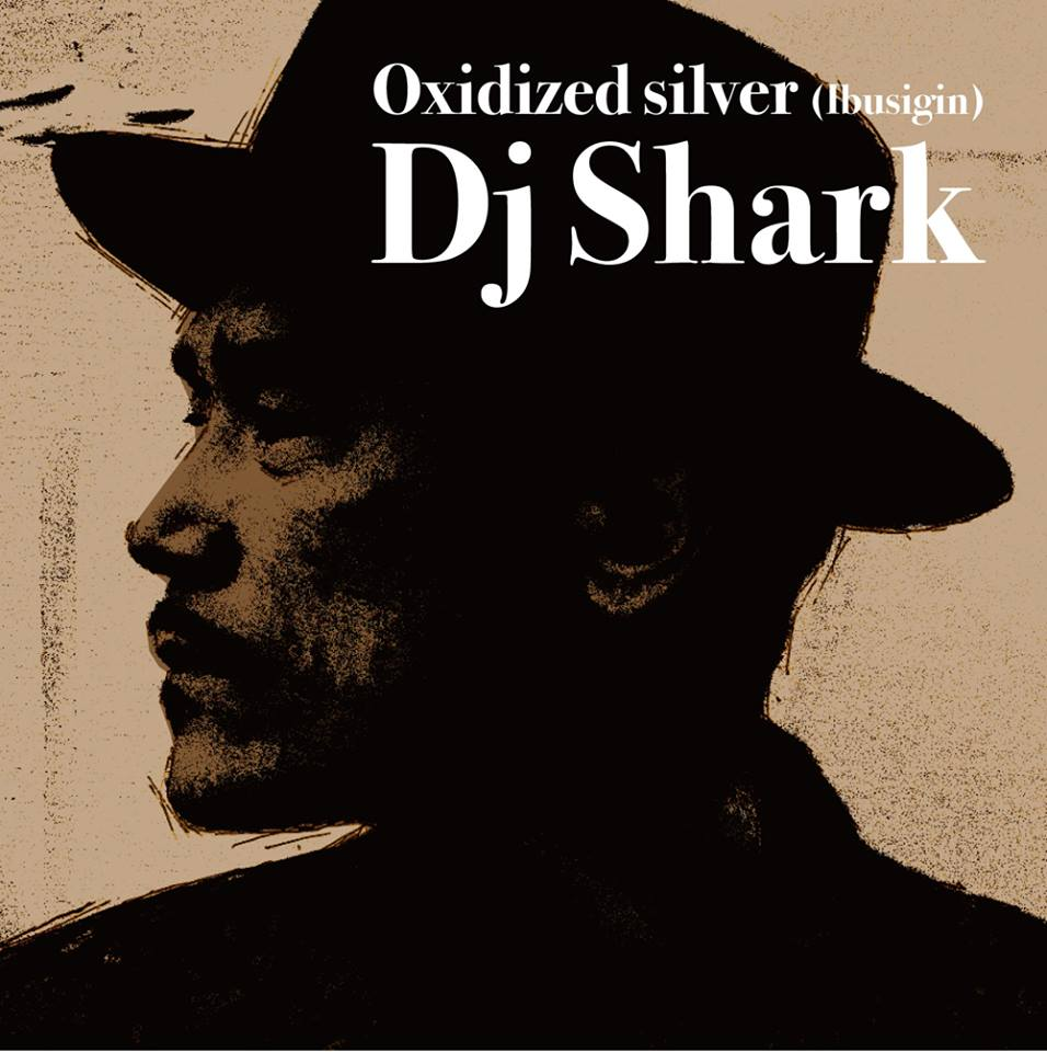 DJ Shark - Oxidized Silver