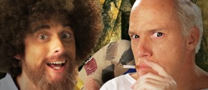 Bob Ross vs Pablo Picasso – Epic Rap Battles of History Season 3