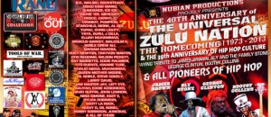 Zulu Nation 40th Anniversary