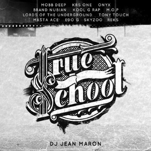 dj maron - krsone - true school