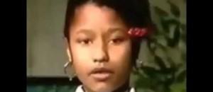Nicki Minaj's dream as a young girl