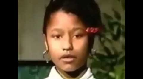 Nicki Minaj's dream as a young girl