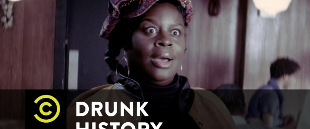 Drunk History – Sylvia Robinson Creates a Rap Group