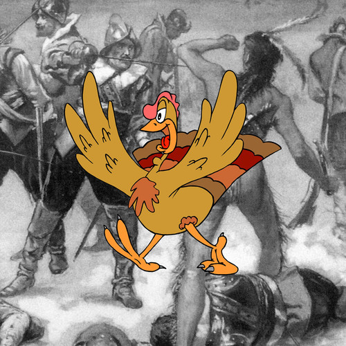 Homeboy Sandman - Happy Thanksgiving