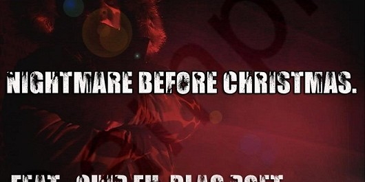 Red Venom - Nightmare Before Christmas