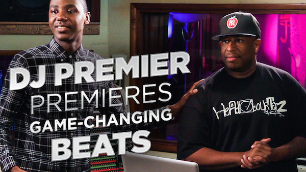 DJ Premier - Game Changing Beats