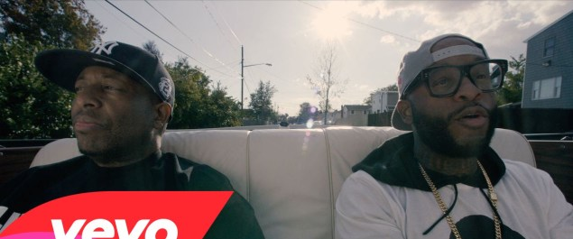 PRhyme (DJ Premier & Royce Da 5'9″) – Courtesy