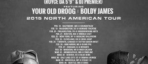 PRhyme - 2015 Tour