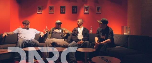 Edo G , Jaysaun, Timid interview with J1 Japan's Joey Slick