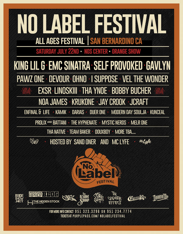 No Label Festival